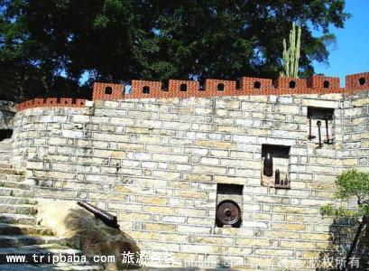 胡里山炮臺 - 景點展示