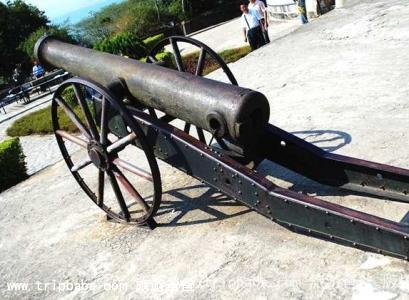 胡里山炮台 - 景点展示