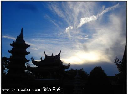 南普陀寺 - 景點展示