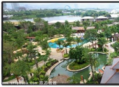 天沐溫泉 - 景點展示