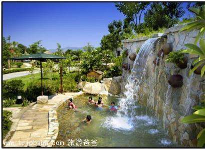 日月谷温泉 - 景点展示