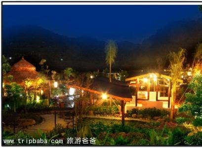 金穗园温泉 - 景点展示