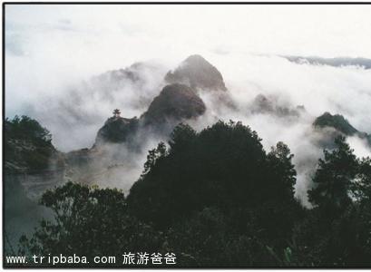冠豸山 - 景点展示