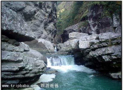 鸳鸯溪 - 景点展示