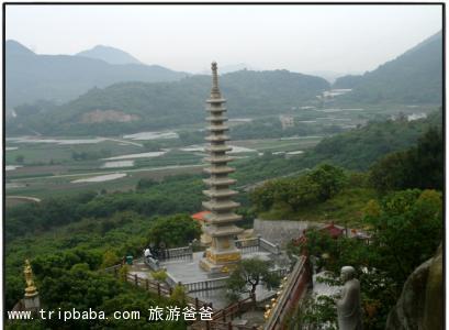 羅漢山 - 景點展示