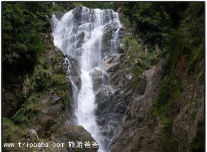 五松瀑布 - 景點展示