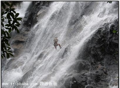 雄獅瀑布 - 景點展示