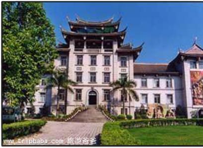 華僑博物館 - 景點展示
