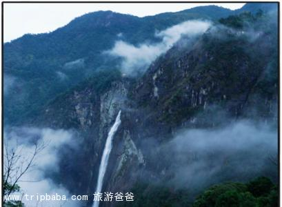 岱仙瀑布 - 景点展示