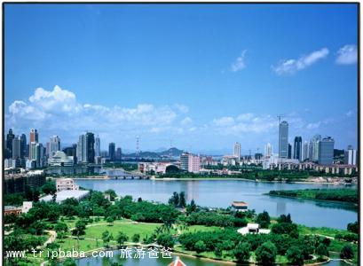 溫馨廈門 - 景點展示