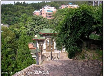 虎溪岩 - 景点展示