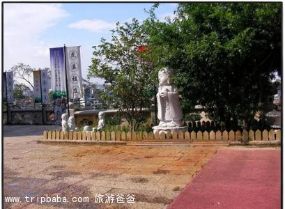 虎溪巖 - 景點展示