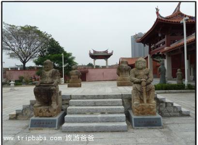 同安孔廟 - 景點展示
