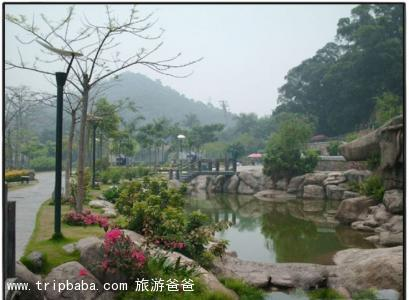 金榜公园 - 景点展示
