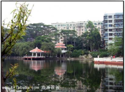 湖里公园 - 景点展示