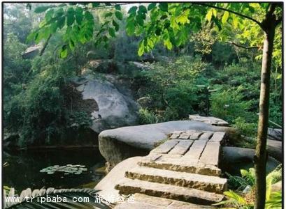 万石岩 - 景点展示