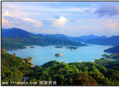 大金湖 - 景點展示