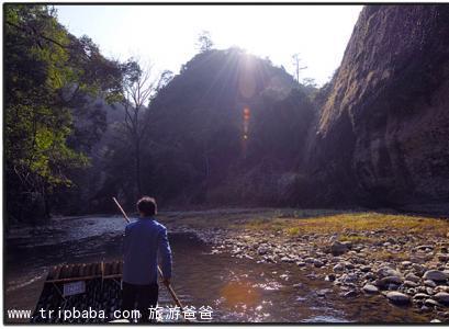 上清溪 - 景點展示