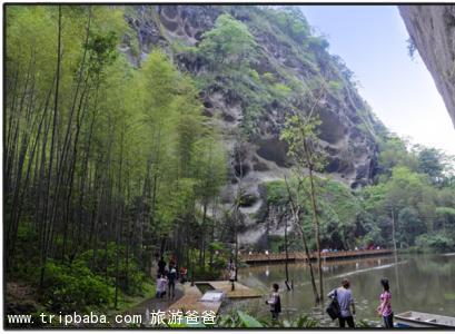 寨下大峡谷 - 景点展示
