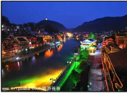凤凰古城 - 景点展示