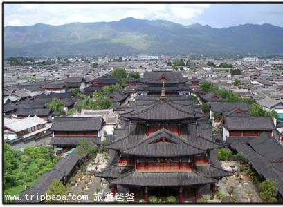 丽江古城 - 景点展示