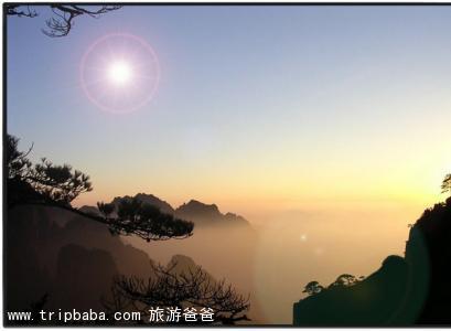黃山 - 景點展示