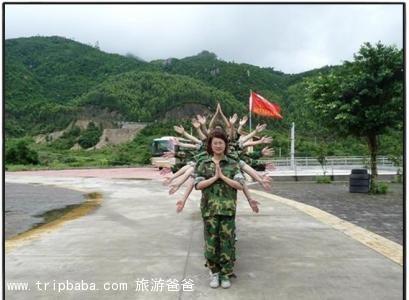 大竹溪漂流 - 景点展示