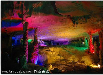 天鵝洞 - 景點展示