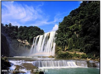 黃果樹瀑布 - 景點展示