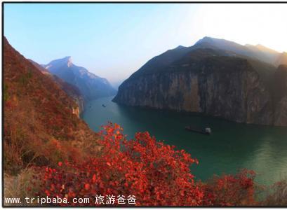 長江三峽 - 景點展示