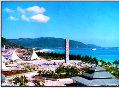 海南三亚 - 景点展示