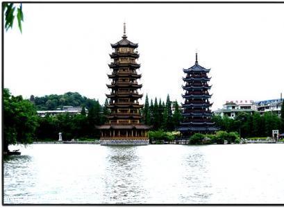 桂林山水 - 景点展示