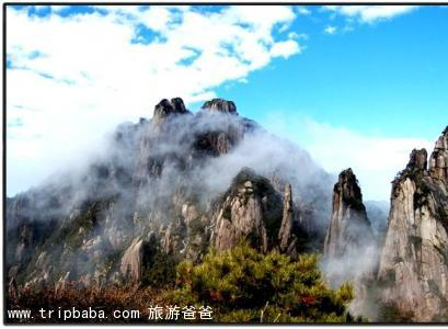 三清山 - 景点展示