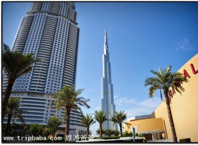 迪拜 - 景点展示