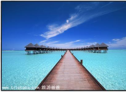 马尔代夫 - 景点展示