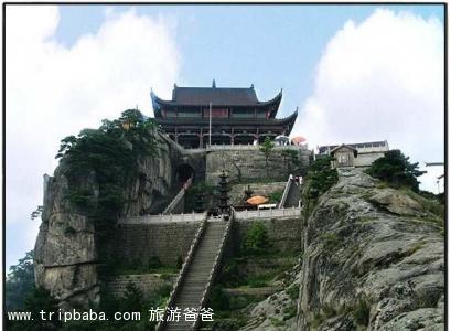 九华山 - 景点展示