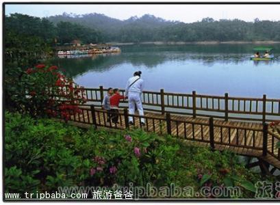 天竺山 - 景點展示