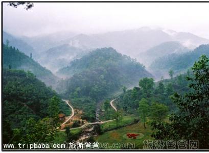 天竺山 - 景点展示