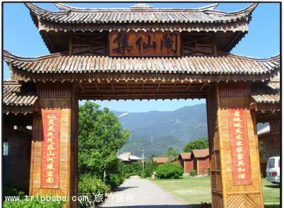 仙靈旗農莊 - 景點展示