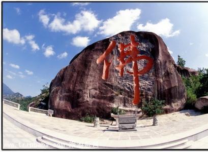 天成山 - 景點展示
