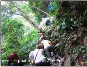 黄巢山大峡谷 - 景点展示