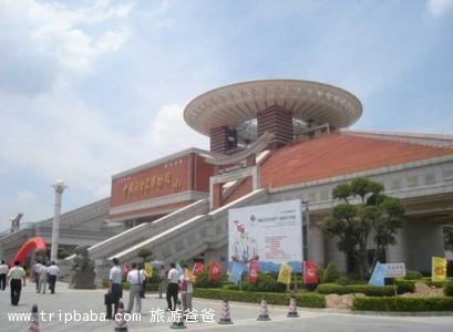 闽台缘博物馆 - 景点展示