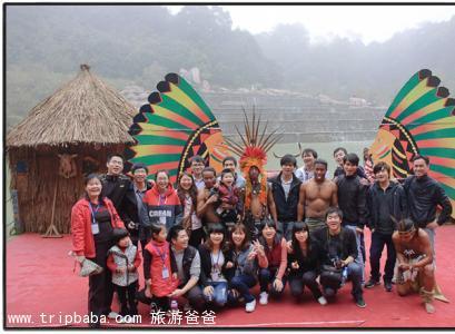 金光湖 - 景點展示