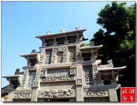 閩臺古鎮 - 景點展示