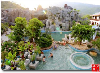 金谷温泉 - 景点展示