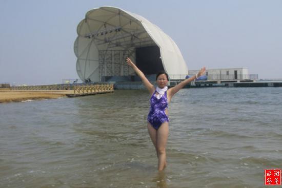 上海奉贤海湾旅游区在哪里