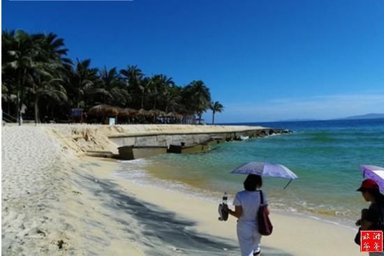 海南三亚分界洲岛在哪里