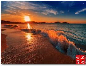 东山金銮湾景区、苏峰山环岛观景、4A级海水温泉1日游