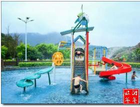 连城冠豸山、天一温泉泼水狂欢节二日游