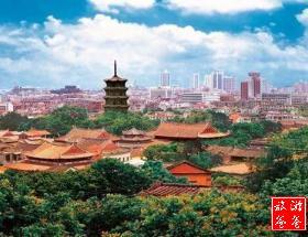 泉州清境桃源,玻璃天桥、郁金香+闽台缘+开元寺一日游